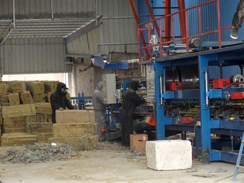 岩棉复合板运输