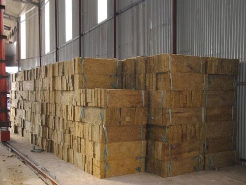 岩棉复合板厂貌