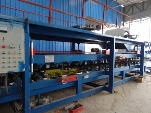 净化板生产机器