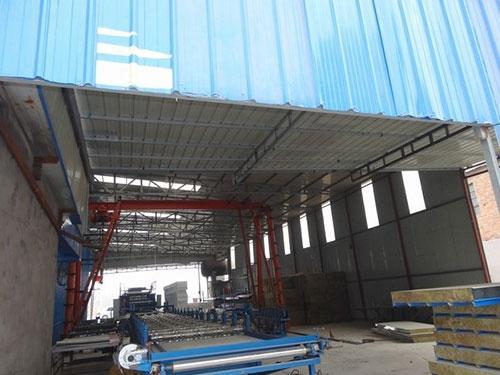 净化板生产