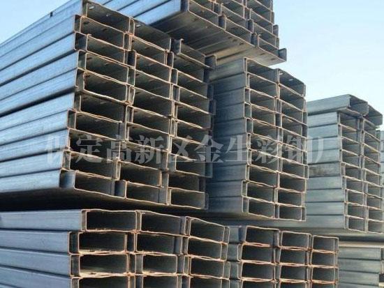 C/Z型钢产品