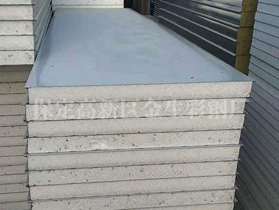 彩钢净化板