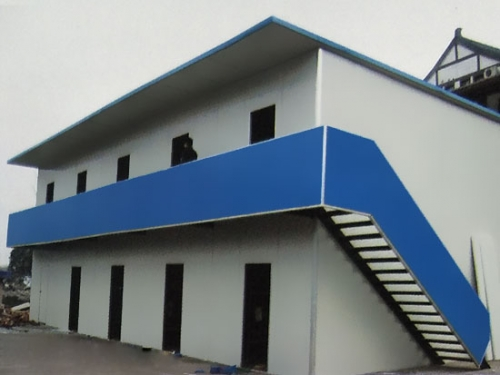 平顶型活动房